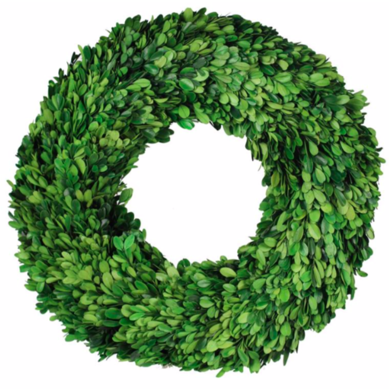 "18"" Boxwood Wreath"