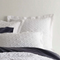 Washed Linen White Bedding