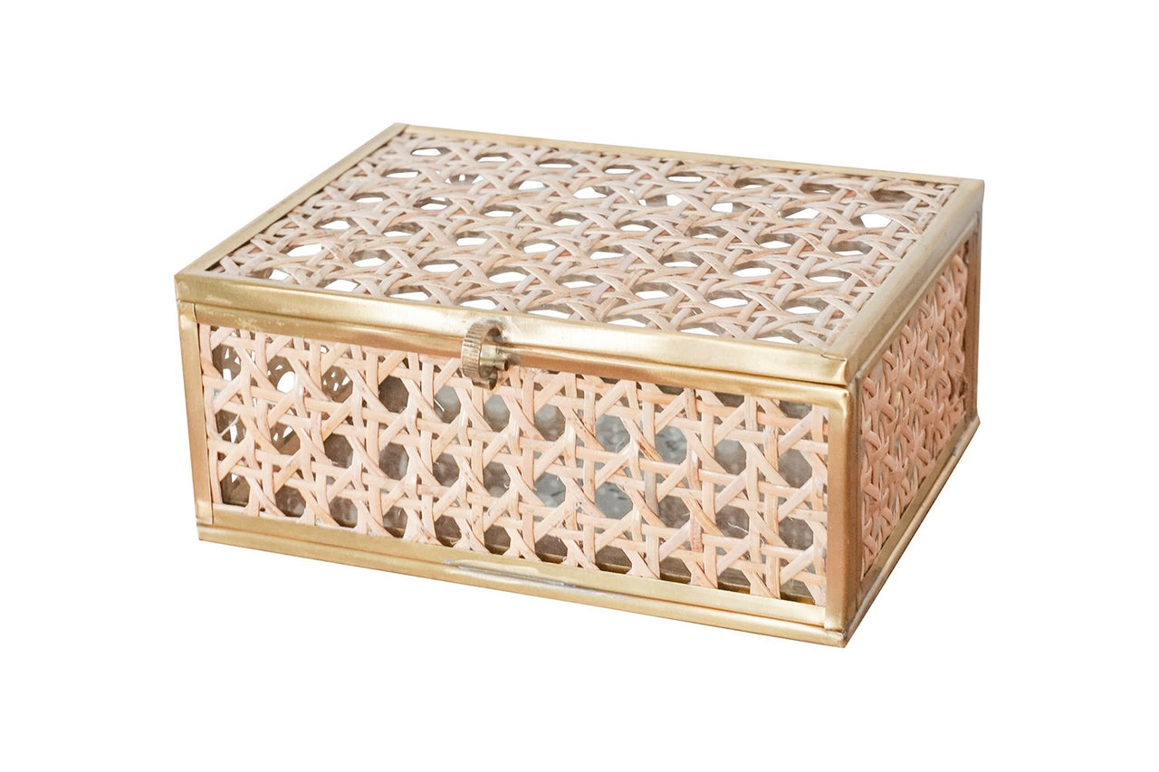 Natural Cane Display Box (3 Sizes)