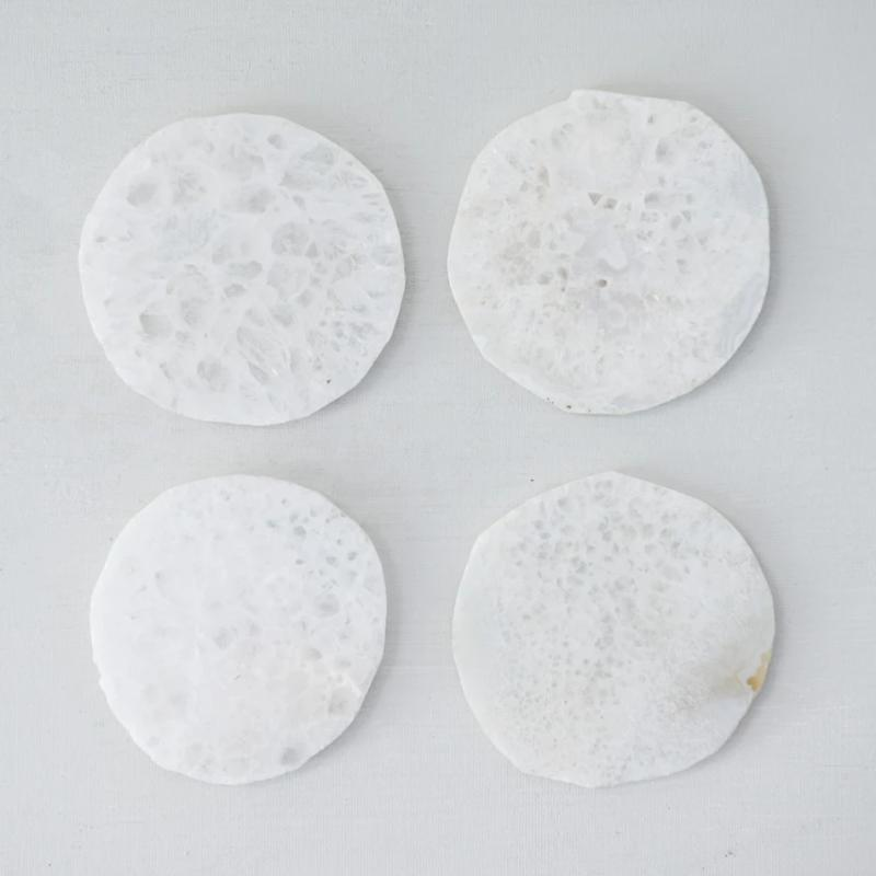Quartz Coaster Set