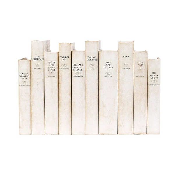 White Parchment Book