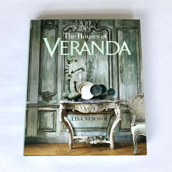 Veranda: The Houses of Veranda Coffee Table Book