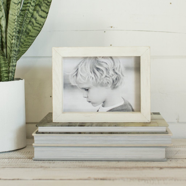 5X7 White Case Frame