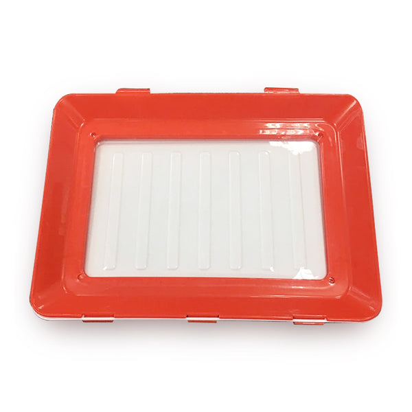 Reusable Food Preservation Tray