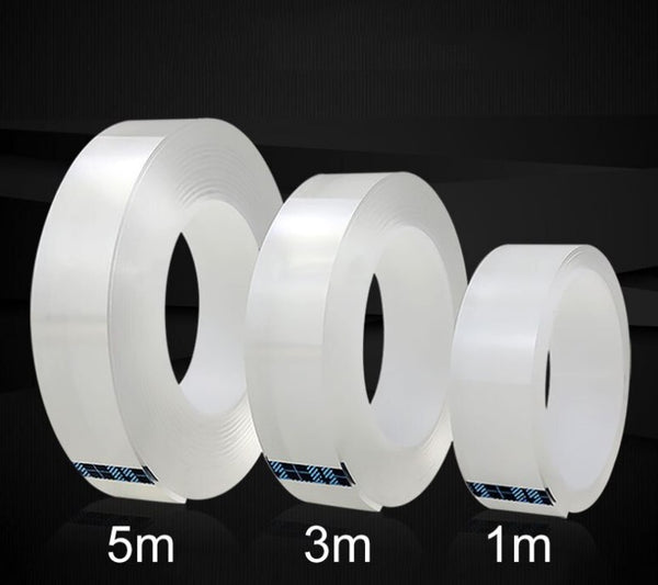 Reusable Waterproof Double-Sided Nano Tape