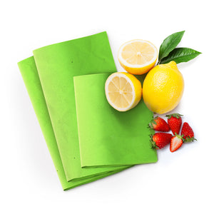 Zero-Waste Wax Food Wraps