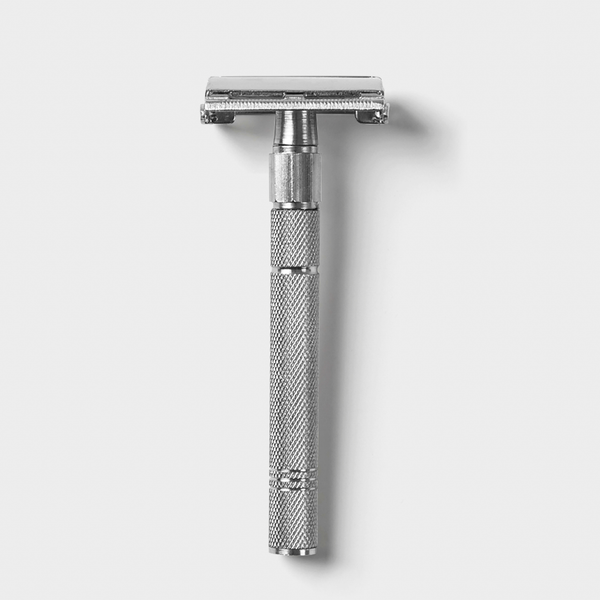 Zero-Waste Safety Razor