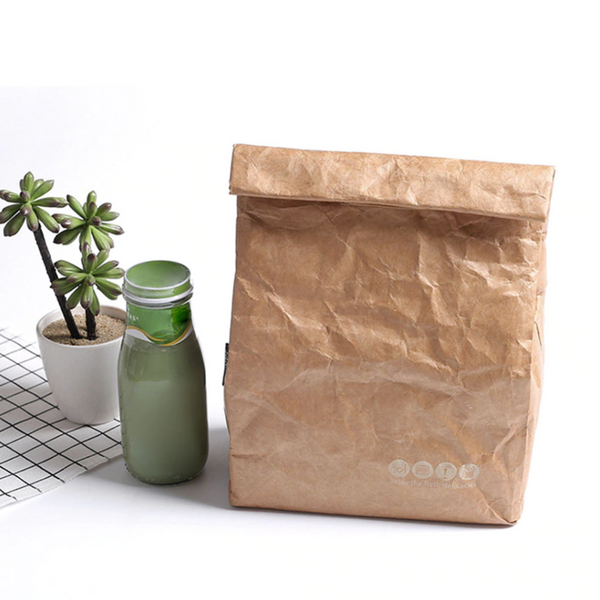 Zero-Waste Reusable Lunch Bag