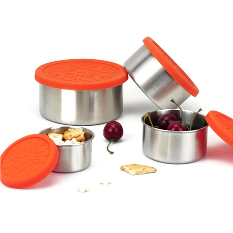 Zero-Waste Stainless Steel Containers