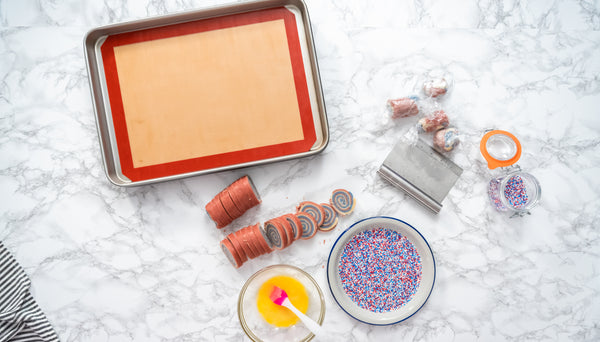 Zero-Waste NonStick Baking Mat