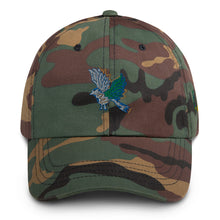 Load image into Gallery viewer, Blue Bird | Dad hat