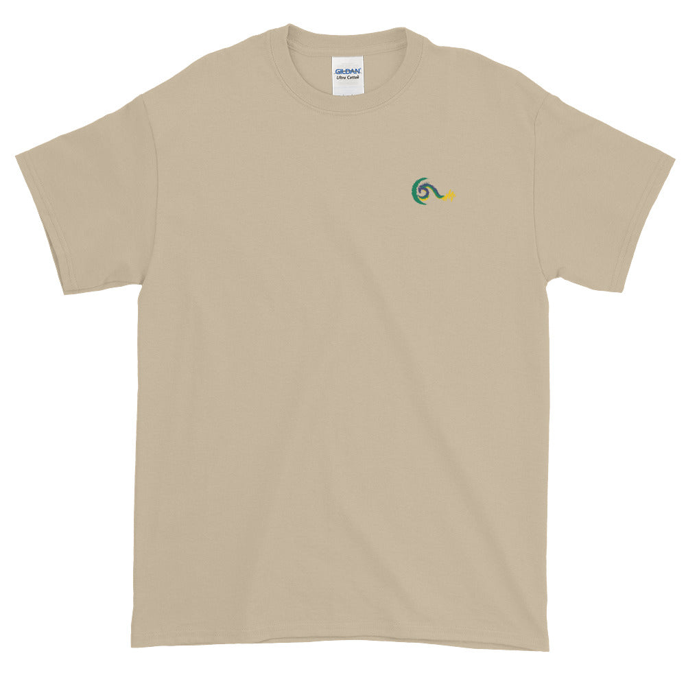 Make Waves - Embroidered T-Shirt