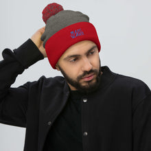 Load image into Gallery viewer, Make Waves | Pom-Pom Beanie