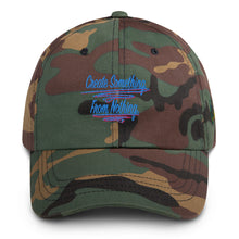 Load image into Gallery viewer, Create Something From Nothing | Dad hat