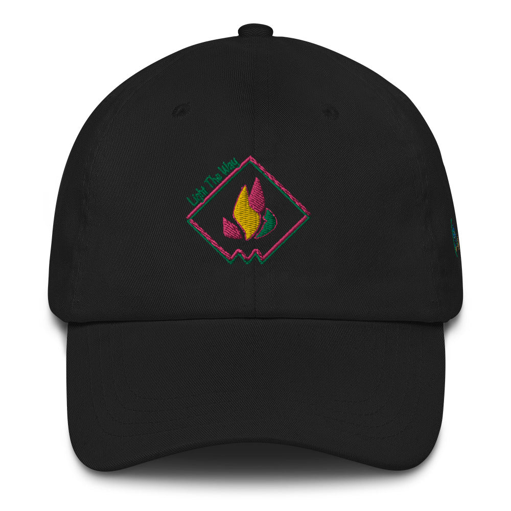 Light the Way | Dad Hat