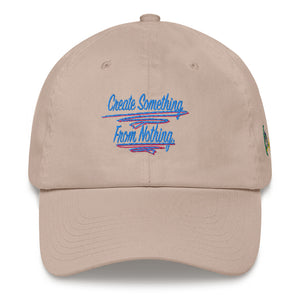 Create Something From Nothing | Dad hat