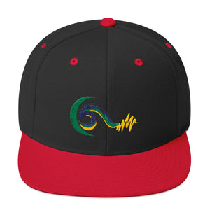 Bright Side Lifestyle Logo Snapback