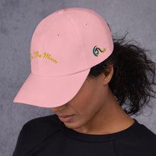 Load image into Gallery viewer, To the Moon | Dad hat
