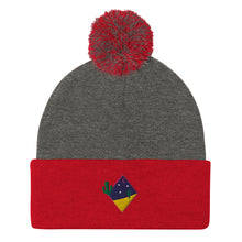 Load image into Gallery viewer, Anything is Possible | Pom-Pom Beanie