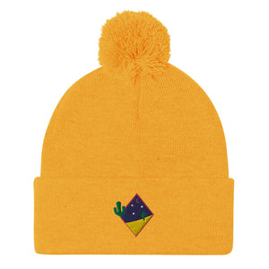 Anything is Possible | Pom-Pom Beanie