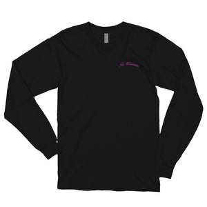 No Worries | Long sleeve t-shirt