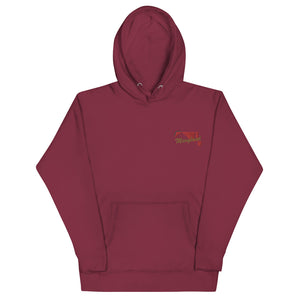 Maryland | Embroidered hoodie