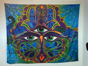 Wadjet Tapestries