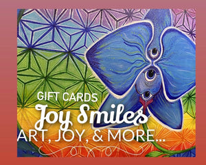 Joy Smiles Art Gift Card