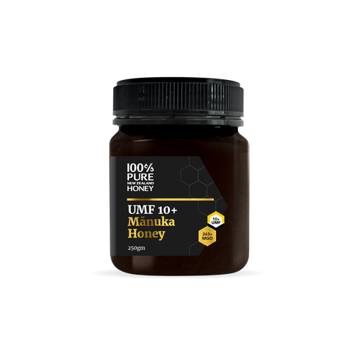 UMF 10+  Manuka Honey 250g