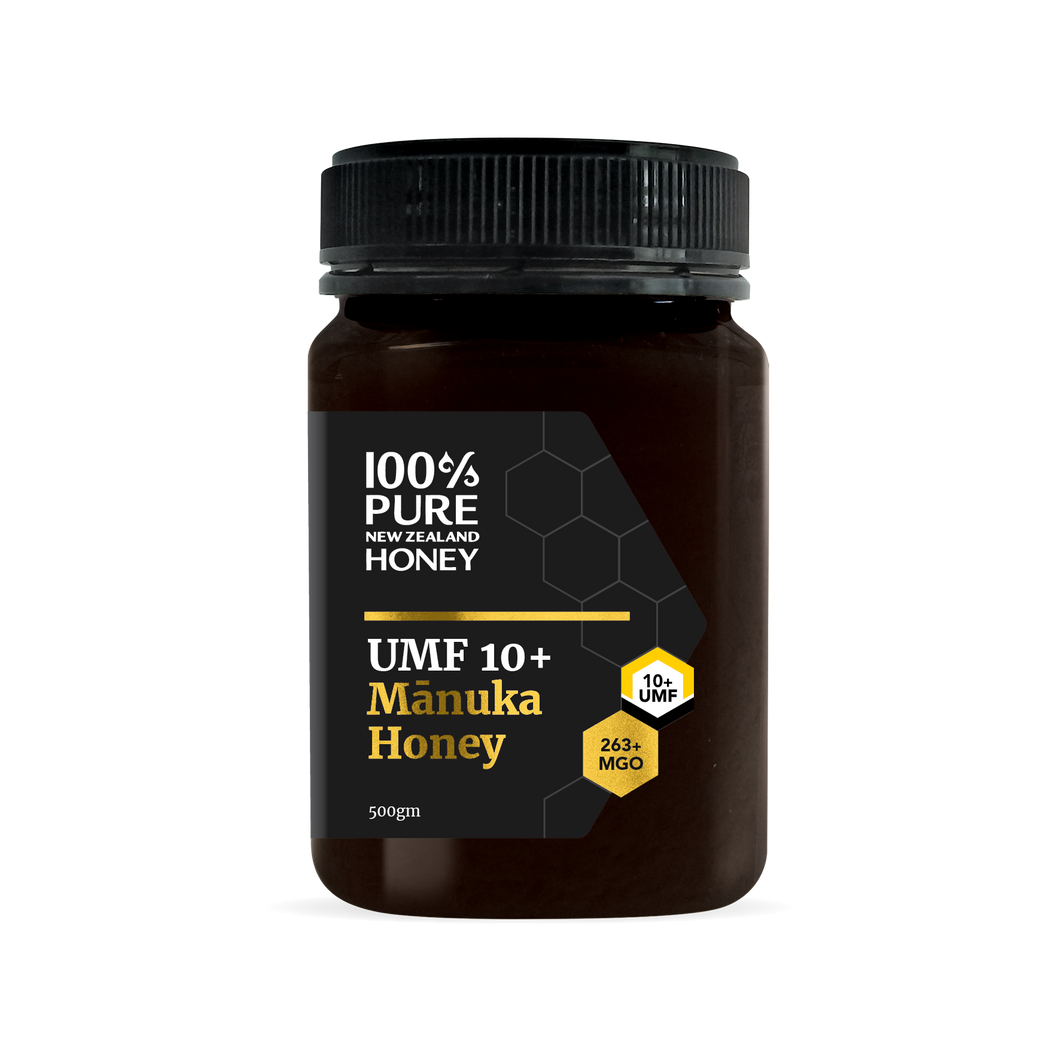UMF 10+  Manuka Honey 500g
