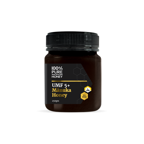 UMF 5+  Manuka Honey 250g