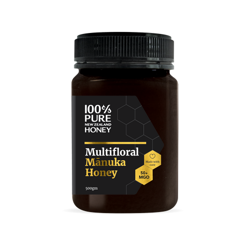 Multifloral Manuka Honey 500g