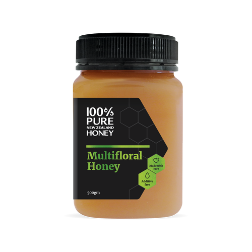 Multifloral Honey 500g