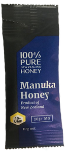10g UMF 10+ Manuka Honey Sachet