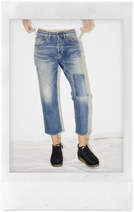 Shorty Classic Jean