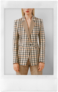 Tailored Spring Jacket