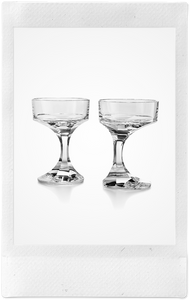 Narcisse Champagne Coupe