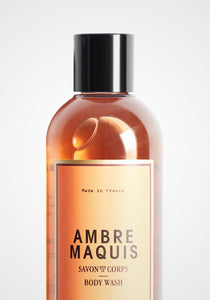 the-conservatory-nyc - BASTIDE AMBRE BODY WASH, 16.9 OZ - BASTIDE - WELL BEING