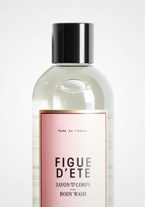 the-conservatory-nyc - FIGUE D'ETÉ BODY WASH, 16.9 OZ - BASTIDE - WELL BEING