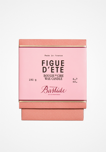 the-conservatory-nyc - FIGUE D'ETE CANDLE, 6.7 OZ - BASTIDE - WELL BEING