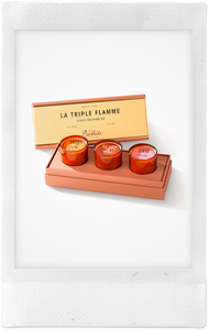 La Triple Flamme Candle Set