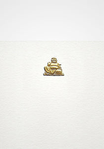Happy Buddha Gift Tag