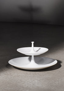 Bulle Two-Tier Tray