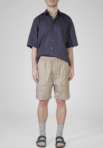Short-Sleeved Box Shirt