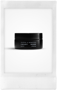 Queens and Monsters Body Cream