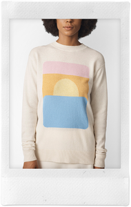 Sunset Cashmere Sweater