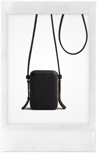 Norman Mini Crossbody Bag + Necklace