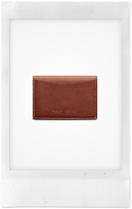 Buffalo Calfskin Multi Card Case