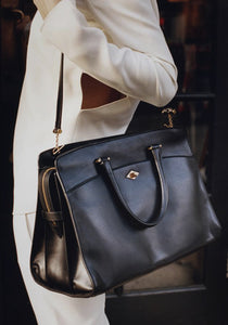 Private Eye Smooth Calfskin Bag