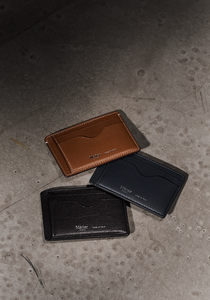 the-conservatory-nyc - THIN CARD CASE, BUFFALO, COGNAC - METIÉR LONDON - MENS